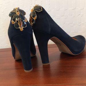 Miss Albright Glamour Shoes, 7.5M